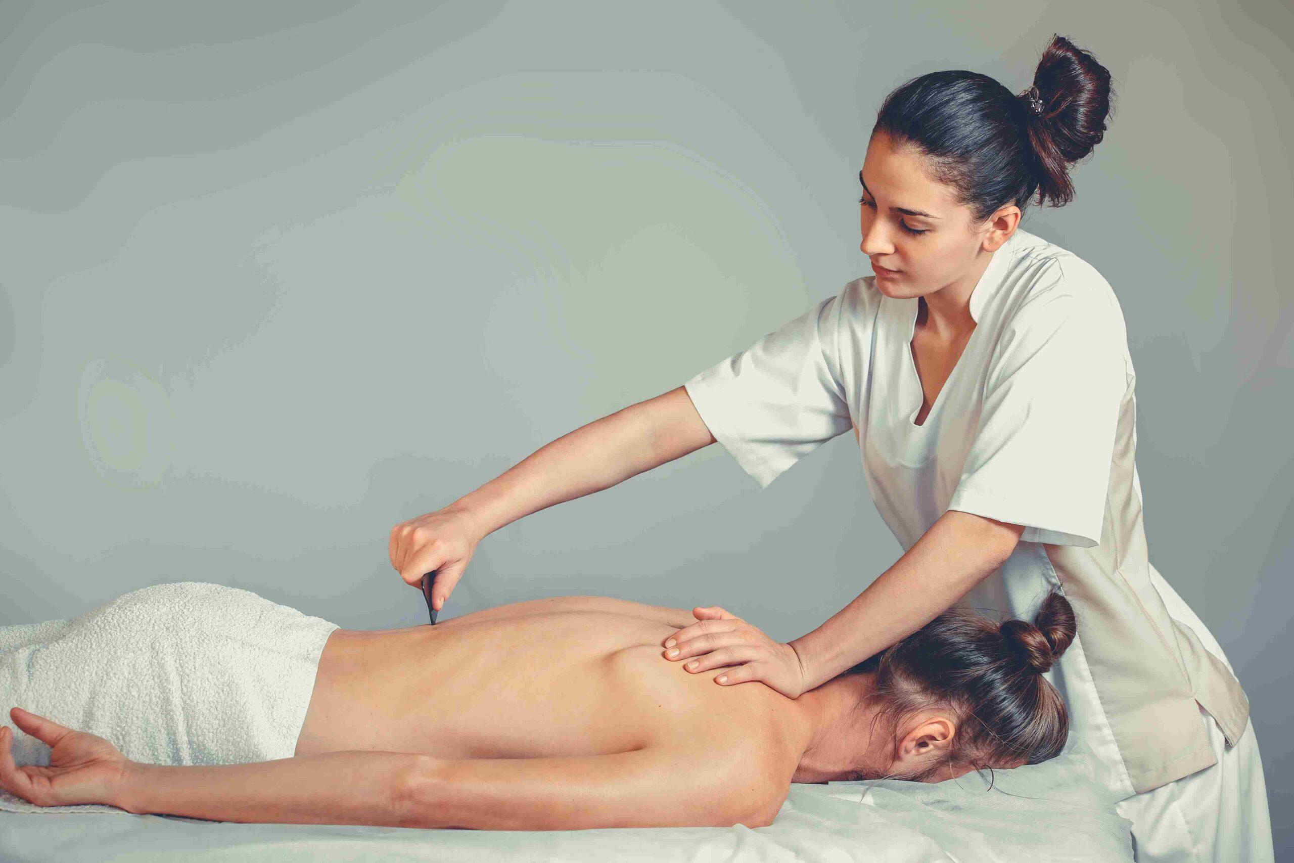 Therapeutische Massage
