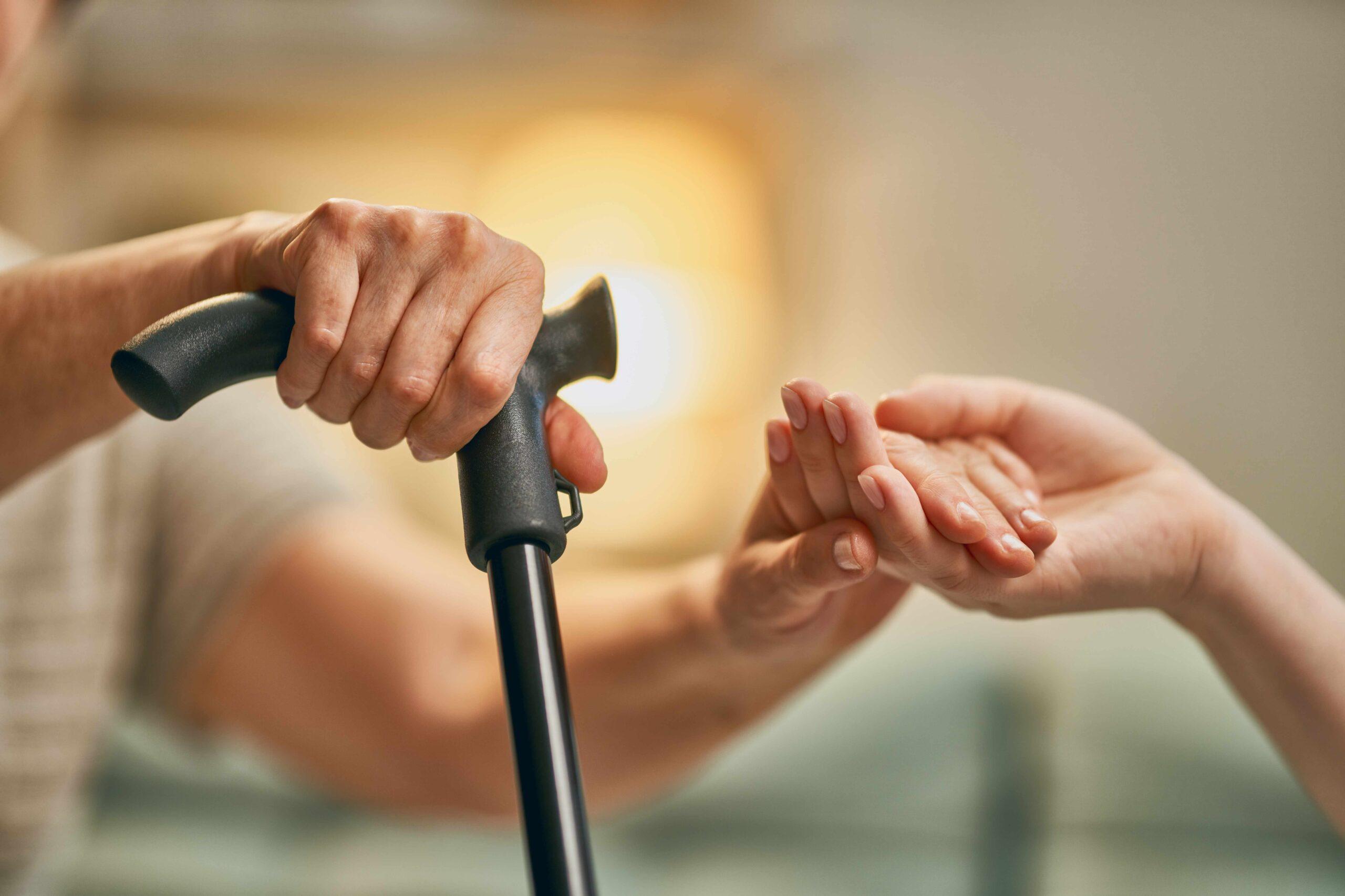 Hilfe für ältere Menschen in Hamburg